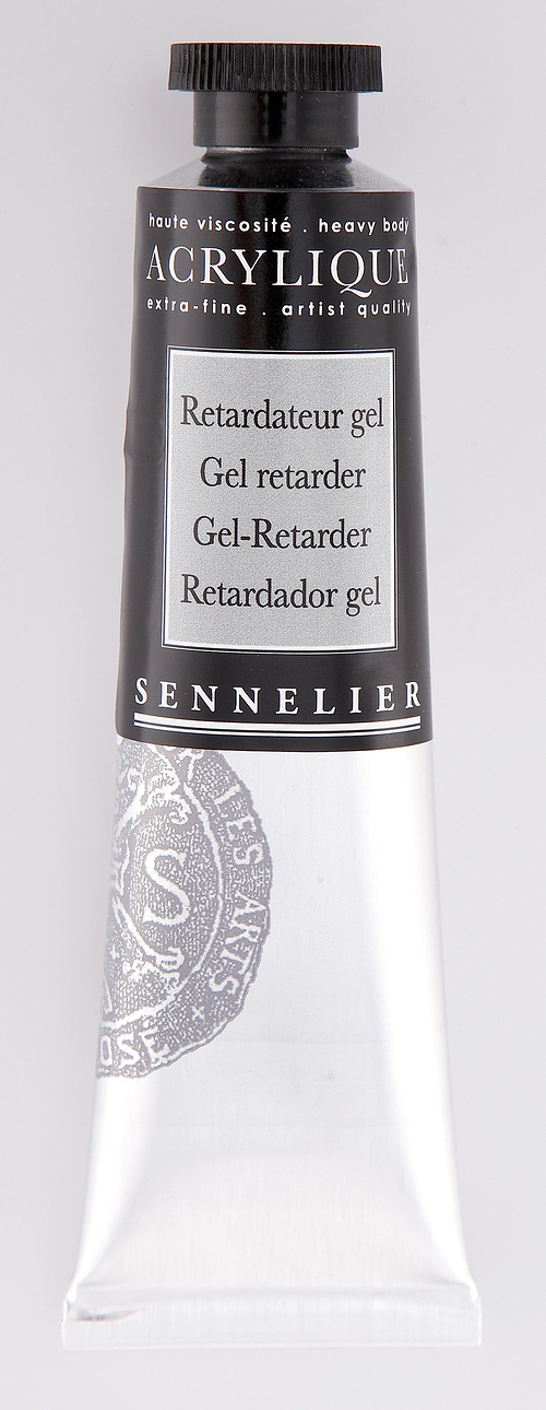 Gel retarder 0