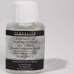 rectified turpentine spirits