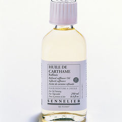 refined safflower oil