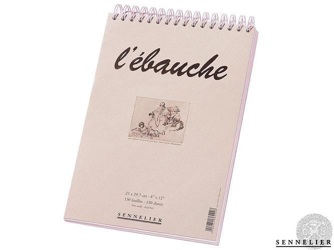 Ebauche drawing pads 0