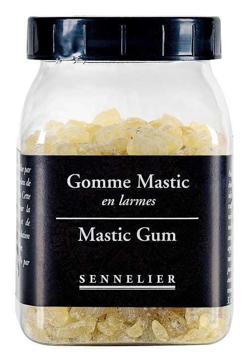 Mastic Gum Tears 0
