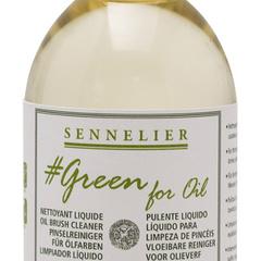 cleaner green for oil