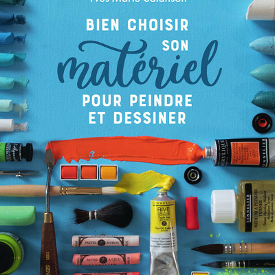 A book to discover and understand the material for artists.